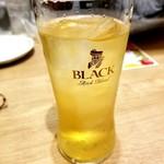にくと酒とACT - 緑茶ハイ