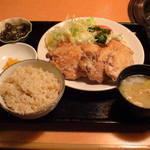11132431 - 若鶏唐揚げ定食
