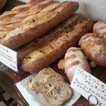 スー・フランシュ - ここの大好きなフランスパン