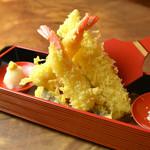 神楽坂 おいしんぼ - 天ぷらは揚げたてで