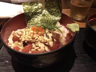 道玄坂 漁 - ワンコイン漁丼