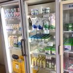 会津のべこの乳 アイス牧場 - ヨーグルトや牛乳も売ってるよ。チーズなんかもありました。