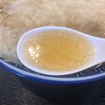 二代目高橋商店 - スープ