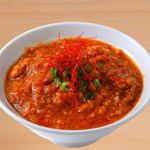 麺屋 菜々兵衛 - 麻婆丼