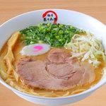 麺屋 菜々兵衛 - 鶏白湯醤油