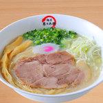麺屋 菜々兵衛 - 鶏白湯塩