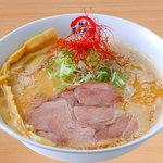 麺屋 菜々兵衛 - 鶏白湯味噌