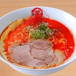 麺屋 菜々兵衛 - 鶏白湯辛味噌