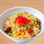 麺屋 菜々兵衛 - ミニチャーハン