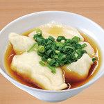 麺屋 菜々兵衛 - 水餃子