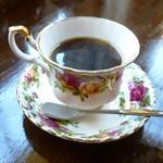 カフェド 巴里苑 - ドリンク写真:シングルコーヒー