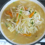 味の里 - 料理写真:味噌ラーメン