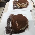 111339960 - ティラミスチョコチップパンケーキ