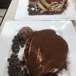 111339963 - ティラミスチョコチップパンケーキ