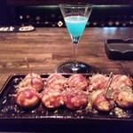 K's Bar - たこ焼き