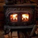 ダッド&マム - 暖炉