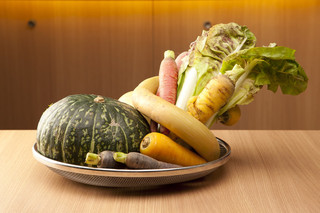 4 Seasons LDK - 野菜は佐賀県の有機無農薬をメインに使用しています。