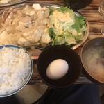 定食酒場食堂 - 料理写真:日替わり定食288円