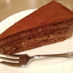 111340839 - チョコレートケーキ