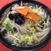 大王 - 料理写真:特製タンメンです