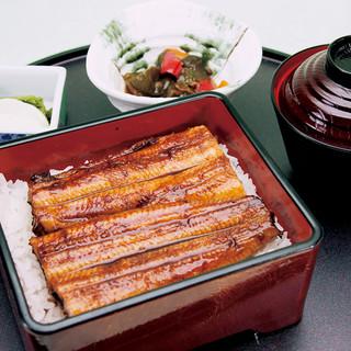 鰻、始めました!うな重3000円~、他鰻料理各種ございます。