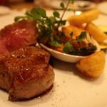 トラットリア・バール・ジョルノ - 子牛のヒレステーキ