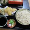 江古田藪蕎麦 - 料理写真:天せいろそば