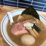 麺や たけ田 - 料理写真:特製濃厚中華そば