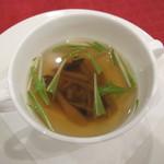 レストラン西櫻亭 - スープ