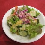レストラン西櫻亭 - サラダ