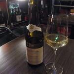 beer & wine厨房 tamaya - 白ワイン/ジョゼフ・ドルーアン/ブルゴーニュ・シャルドネ/2010年
