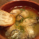 11136155 - 牡蠣のアヒージョ
