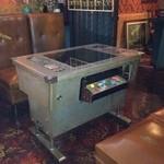ロンドン - テーブルゲーム機