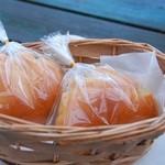 山のパン屋 ダディーズ・ベーカリー - クリームパン