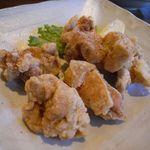 菜酒家FU-KU - やんばる鶏の唐揚げ