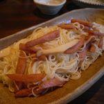 菜酒家FU-KU - ソーメンチャンプルー