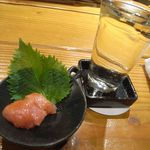 太助 - 日本酒とお通し