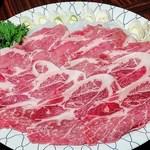 111364105 - 「すき焼きのお肉(下仁田ポーク)」