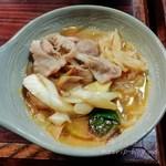 111364109 - 「下仁田ポークの豚すき焼き」