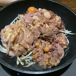 鳥よし - 料理写真:けいちゃん2、つぶつぶ1、首肉1