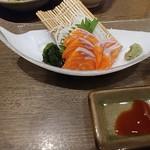 養老乃瀧 - 銀鮭刺
