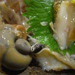 太助 - ツブ貝の生肝