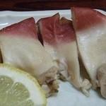 魚一心 - 焼ホッキ