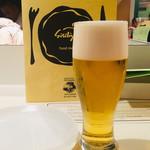 シシリヤ - ドリンク写真:生ビール