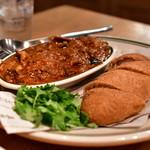 肉とスパイス JINDARI - ホルモンマサラ
