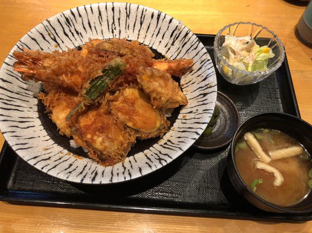 魚と創作料理 だん 三田店の料理の写真