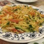 ラフィー インディアンレストラン - インディアンサラダ