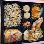 台湾料理 海鮮館 - コックさんの自信作弁当