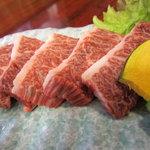 焼肉専門店 義城苑 - 和牛上ハラミ 980円(税抜) 入手困難な和牛でこの価格!お得な一品です!