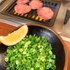 ふじ井 - 料理写真:名物タン塩